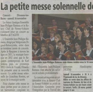 Messe Rossini