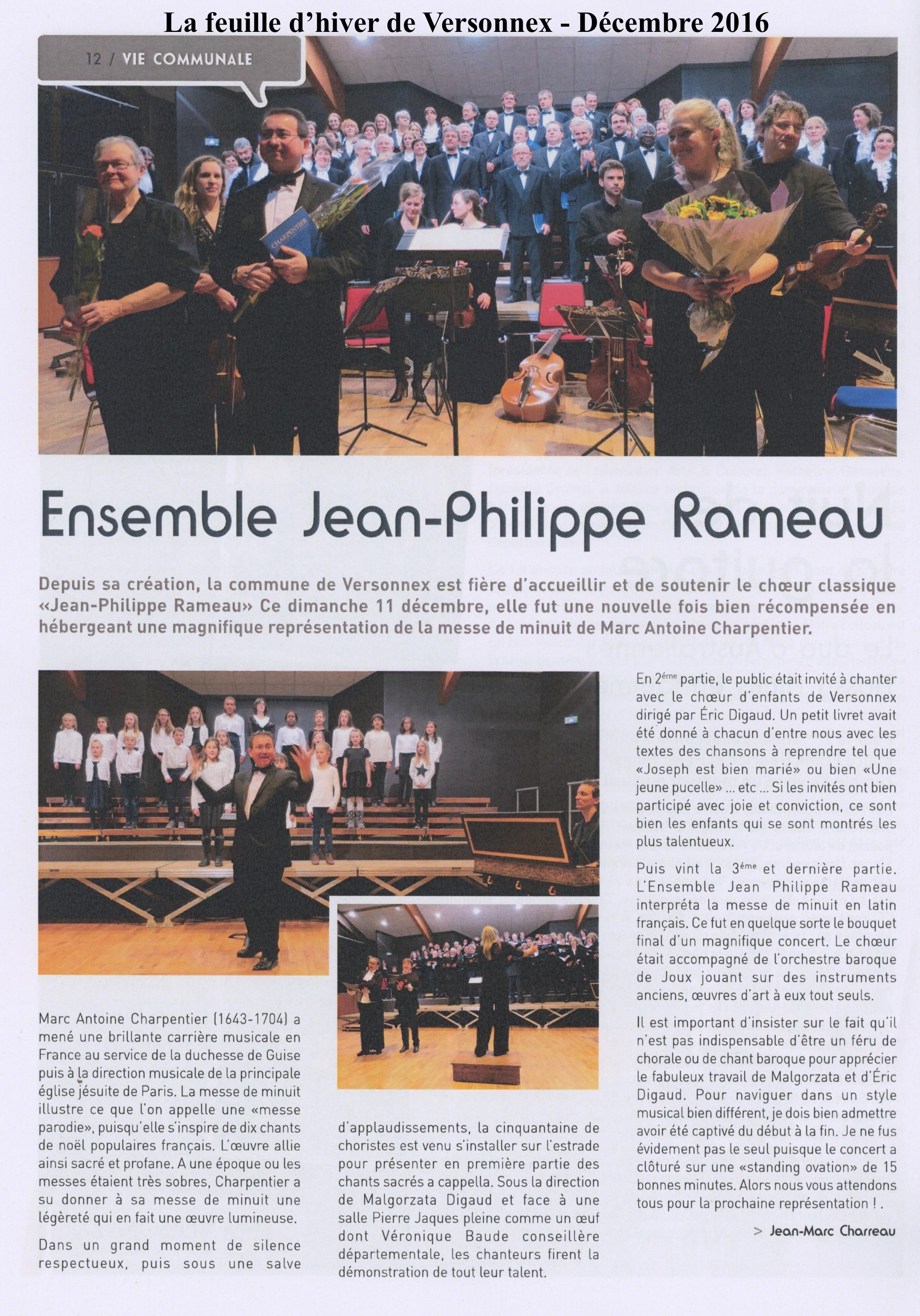 Ensemble JP Rameau